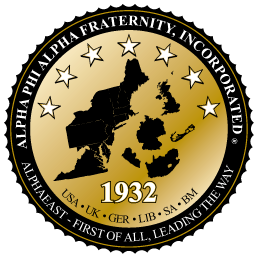 Eastern Region of Alpha Phi Alpha Fraternity