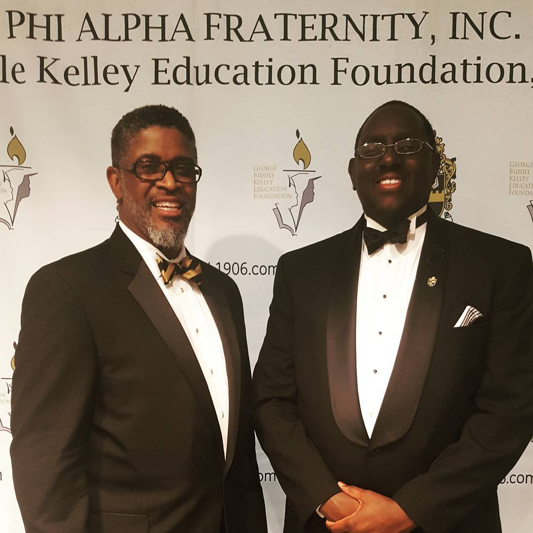 Bro R A Mills Eastern Region Vice President with Brohellip
