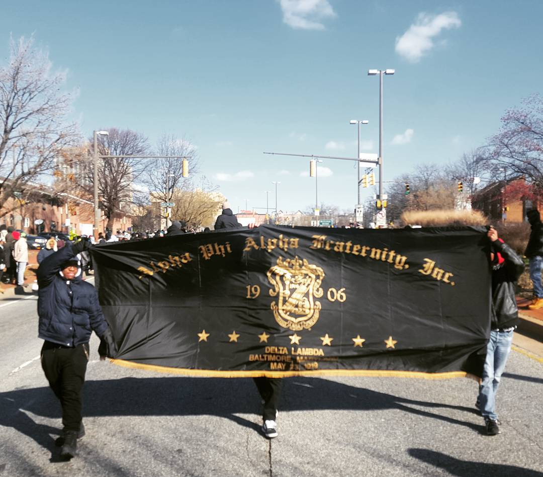 Annual Martin Luther King Jr Parade Baltimore MD Brothers fromhellip